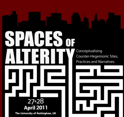 Spaces of Alterity