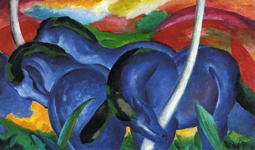 the-large-blue-horses