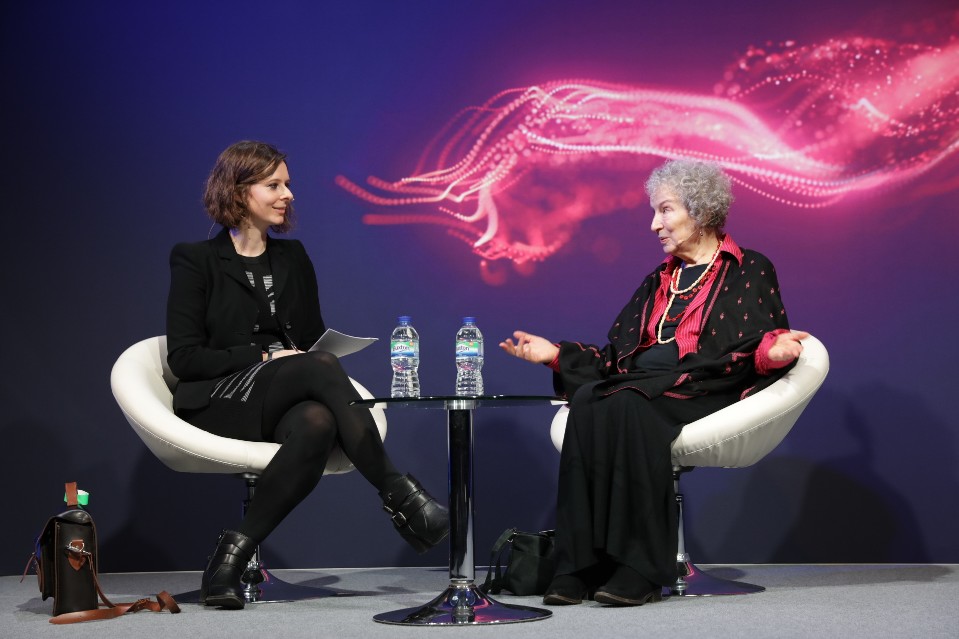 Atwood Interview